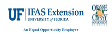 Residential Horticulture Program at the University of Florida/IFAS Extension in Orange County logo