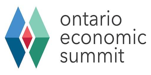 Ontario Economic Summit 2019