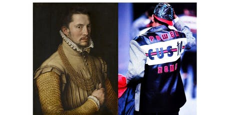 Men's fashion: past, present and future tickets