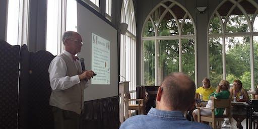 Jimmy Ogle's Historic Memphis Riverfront Talk