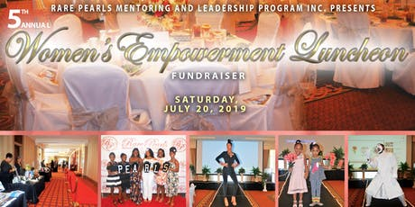 Rare Pearls 5th Annual Women's Empowerment Luncheon  tickets