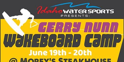 Gerry Nunn Wakeboard Camp