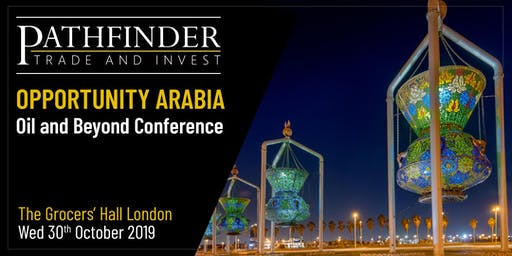 Opportunity Arabia - Oil and Beyond Conference