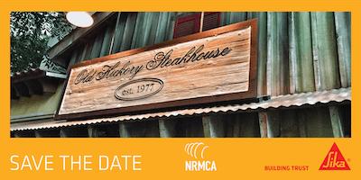 Sika Customer Dinner at NRMCA ConcreteWorks 2019
