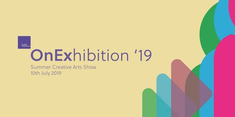 OnExhibition '19 tickets