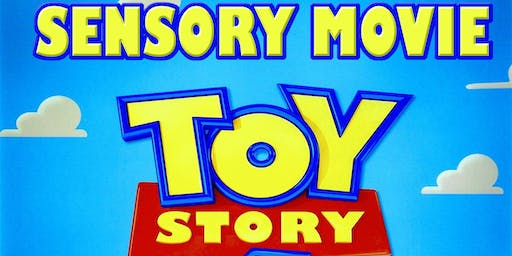 Sensory Movie Toy Story 4