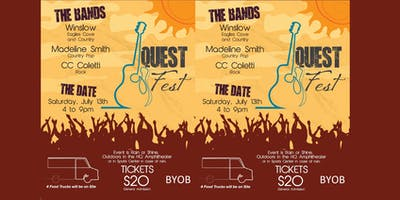 Quest Fest- Music, Food Trucks, BYOB