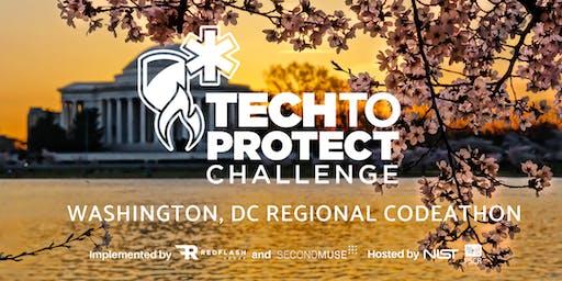 Tech to Protect Challenge: Washington, DC