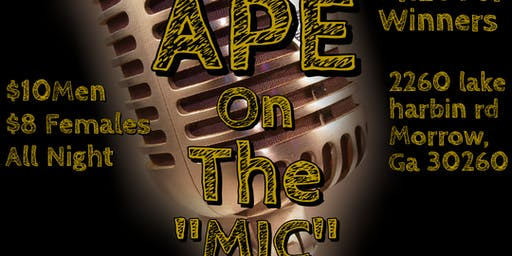 APE ON THE MIC