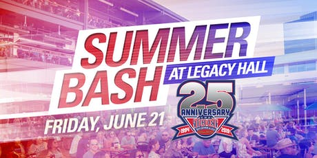The Ticket Summer Bash at Legacy Hall tickets