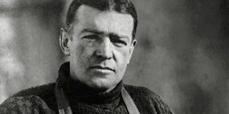 Sir Ernest Shackleton-The Man, the  Myth and the Ramsgate Connection  billets