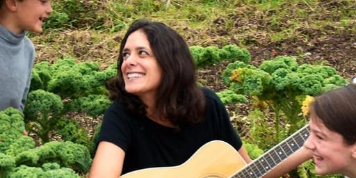 Songbird Sessions: Picnic and Concert with Story Laurie and Special Guest
