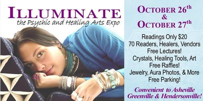 Illuminate - the Psychic and Healing Arts Expo