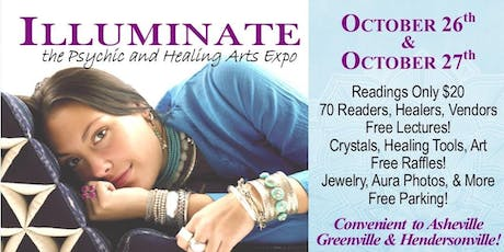 Illuminate - the Psychic and Healing Arts Expo tickets