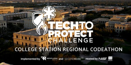 Tech to Protect Challenge: College Station, TX tickets