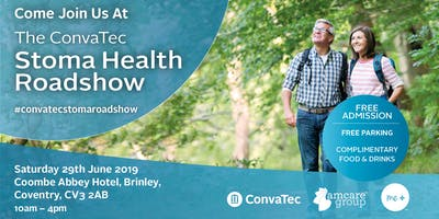 ConvaTec Stoma Health Roadshow - Coventry
