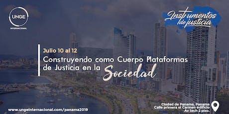 Cumbre de Profesionales de las Americas Panamá entradas