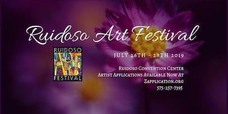 2019 Ruidoso Art Festival tickets