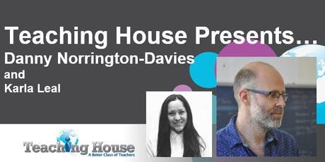 TH Presents Danny Norrington-Davies - Ways of working with emergent language  tickets