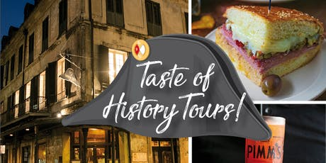 Taste of History Tours tickets