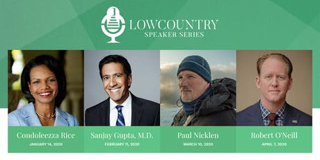 Lowcountry Speaker Series 2020 tickets