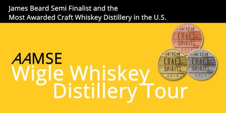 AAMSE Private Distillery and Dine Around Tour! tickets