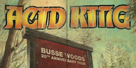 ACID KING w/ Wizard Rifle & Warish tickets