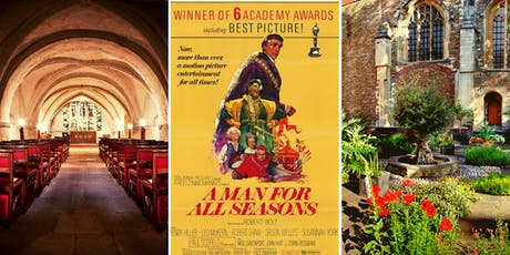 Venture Cinema: A Man For All Seasons at The Museum of the Order of St John tickets