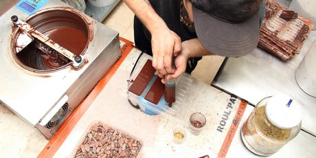 Bean to Bar Chocolate Making Workshop tickets