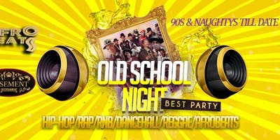 Old School Night