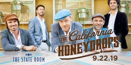 The California Honeydrops tickets