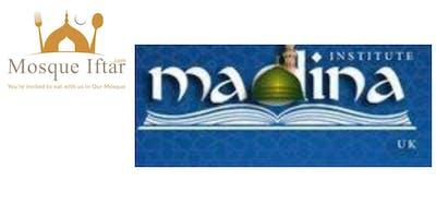 Madina Institute Oldham Iftar