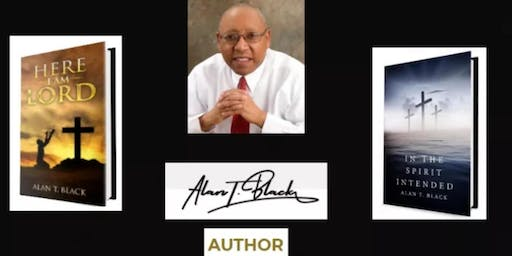 In The Spirit Intended - Book Signing Event - Author Alan T. Black