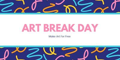 Art Break Day at JNJ Craftworks