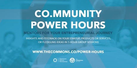 Power Hours with Katrina Padron, CEO at NorthStar HQ tickets