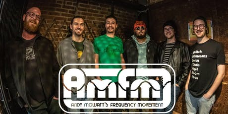 Andy Mowatt's Frequency Movement w/ Jeff White tickets