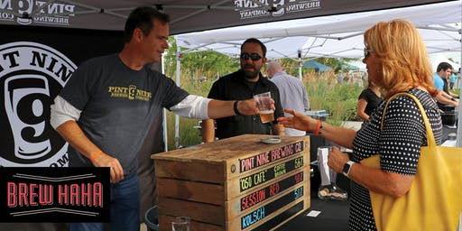 Brew Haha: a Beer and Food Tasting Event