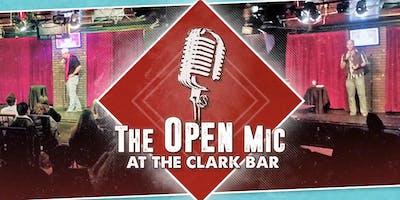 C-U Comedy Open Mic - Stand Up Comedy Night