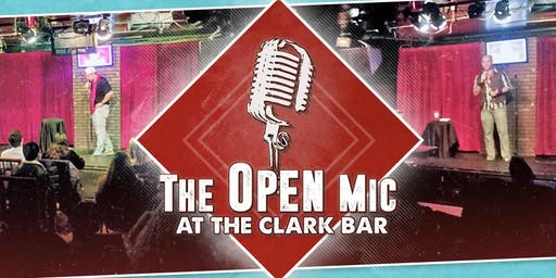 C-U Comedy Open Mic - Stand Up Comedy Night