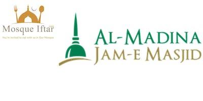 Al Madina Mosque Iftar