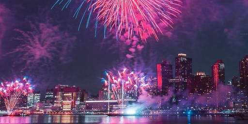 4th of July NYC Fireworks Cruise All Ages Event & The Only Family Friendly Cruise