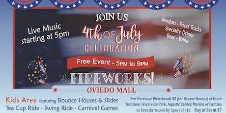 Oviedo Independence Day Celebration (7/4/19) tickets