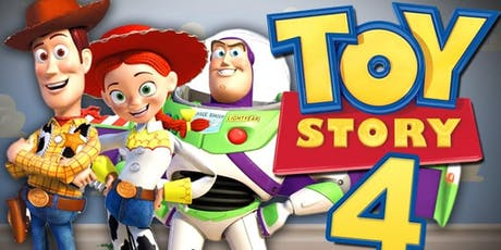 Reins of Grace-Red Carpet Movie Event featuring Toy Story 4 tickets