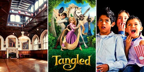 Venture Cinema: Tangled at The Museum of the Order of St John tickets