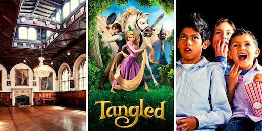 Venture Cinema: Tangled at The Museum of the Order of St John