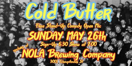 Cold Butter Open Mic tickets