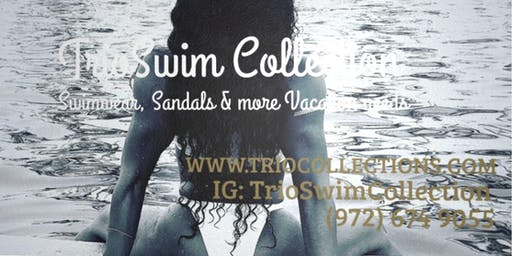 TrioSwimCollection Launch Pool Party & Fashion Show