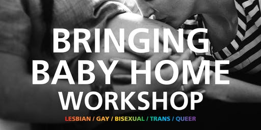 Bringing Baby Home for LGBTQ Families