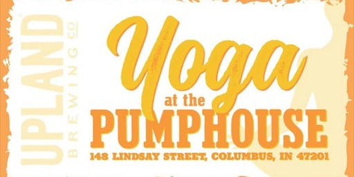 July Yoga at the Pumphouse