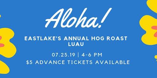 Eastlake Terrace Annual Hog Roast Luau